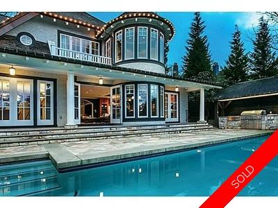 Shaughnessy House for sale:  5 bedroom 6,484 sq.ft. (Listed 2015-02-22)