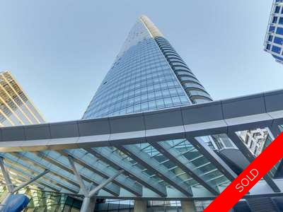Coal Harbour Condo for sale:  2 bedroom 1,113 sq.ft. (Listed 2017-01-13)