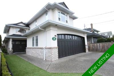 Steveston Village House for sale:  4 bedroom 2,247 sq.ft. (Listed 2018-02-06)